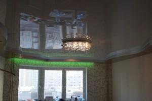 фото комбинированного потолка