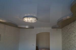 Потолок в зале 2